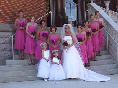 Wedding Party on Reunions Family Reunions Corporate Party Travels Transportation Only
